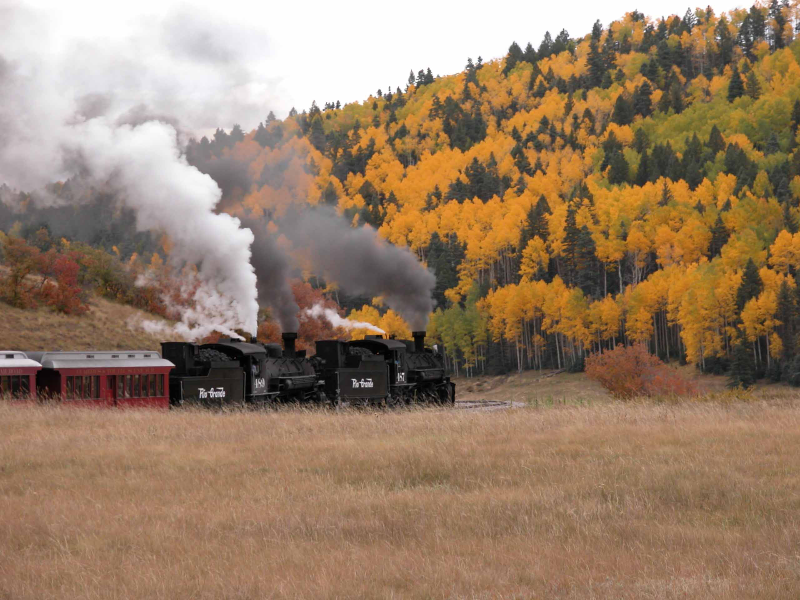 Train With Aspens