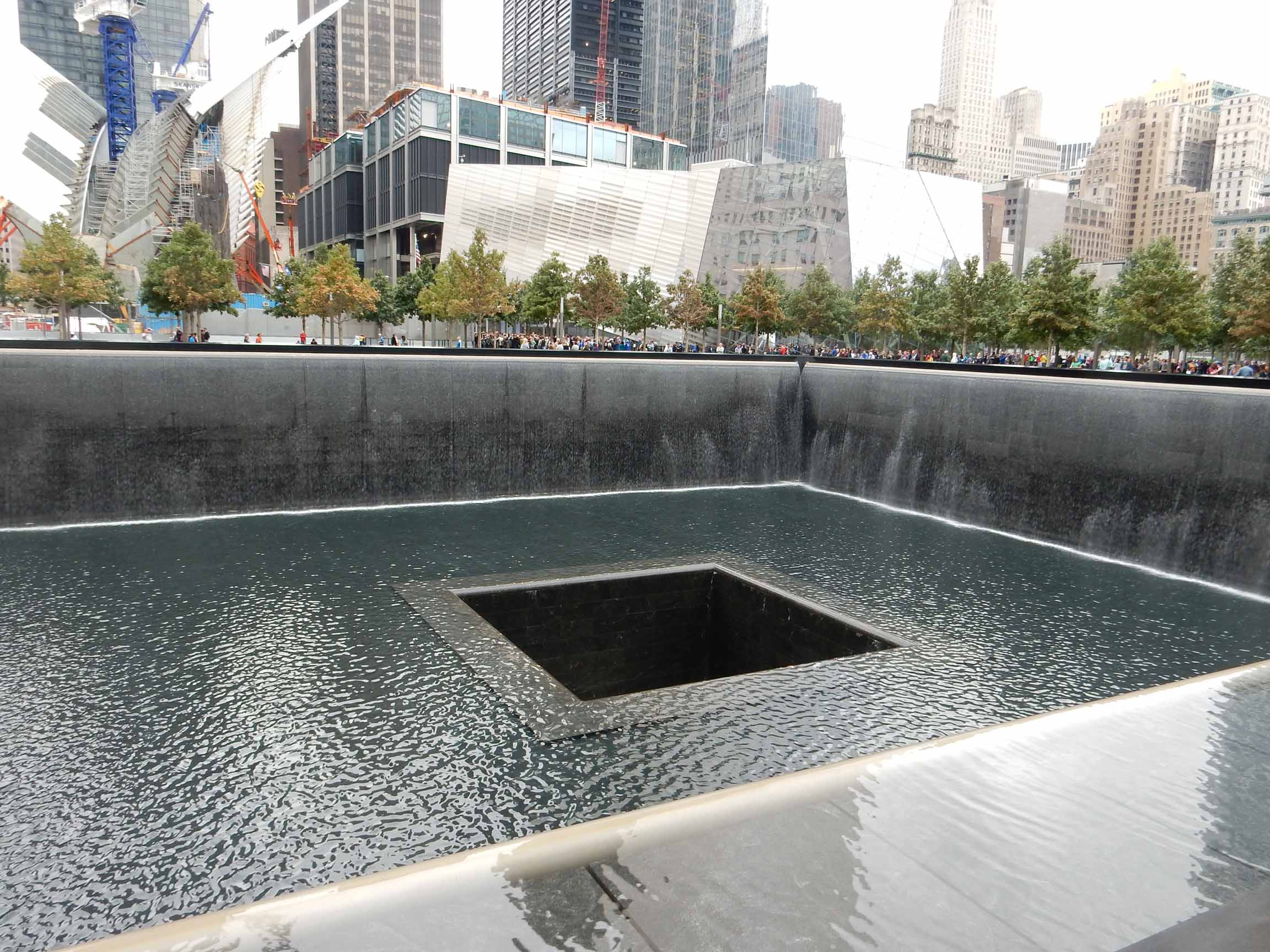 Reflecting Pool Memorial