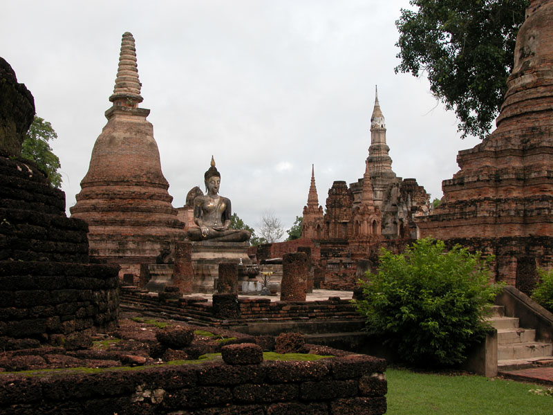 Unesco World Heritage Site(Sukhothai)